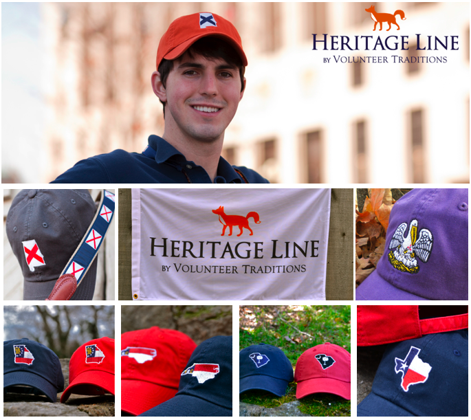 The Heritage Line by Volunteer Traditions