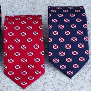 Alabama Flag ties