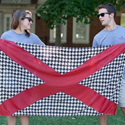 HOundstooth flag